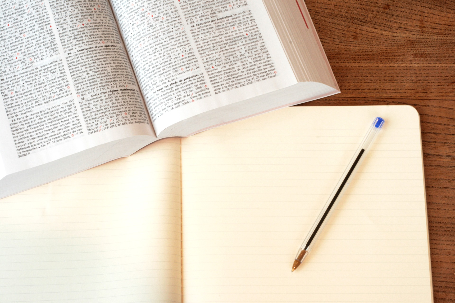 7 Need-To-Knows About Legal Translation